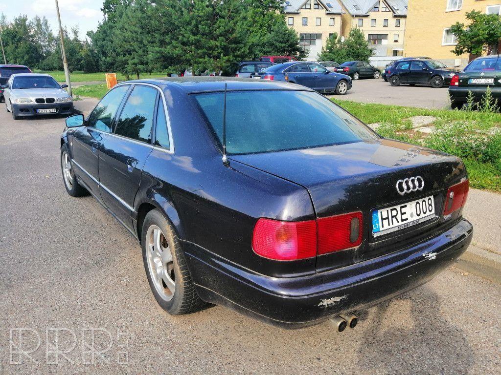 Audi A8, S8 (D2- 4D) (94 - 02) 1997, 142kw, 2800cm3 ...